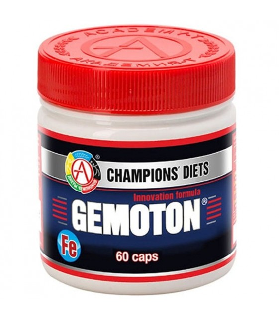 Gemoton, Гемотон, 90 caps, АКАДЕМИЯ-Т
