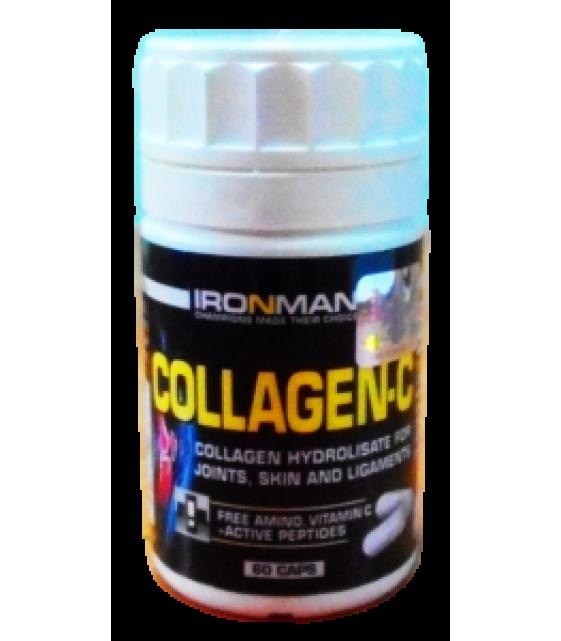 Коллаген С, 144 капс Ironman