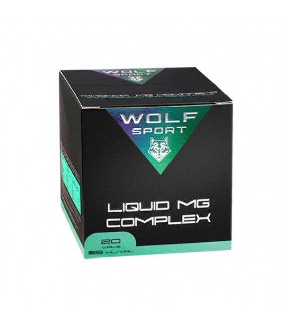 Liquid Mg Complex Жидкий Mg Комплекс 25 мл Wolfsport