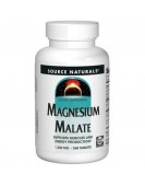 Magnesium Malate, 360 tabs, Source Naturals