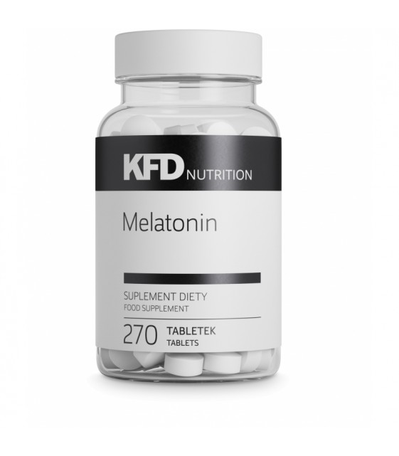 MELATONIN МЕЛАТОНИН 270 ТАБ KFD