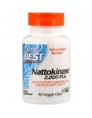 Nattokinase 2 000 FU Наттокиназа, 90 caps, Doctor's Best