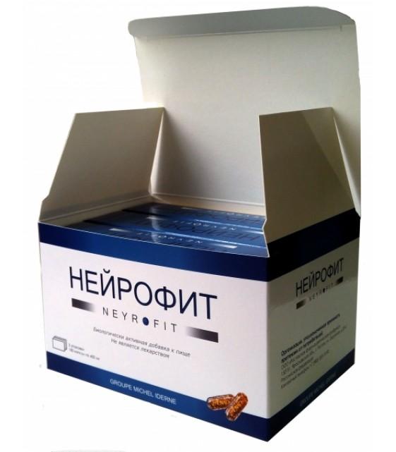 Нейрофит Neyrofit  Фитомикросферы Gmi 180 капс MichelleIdirne