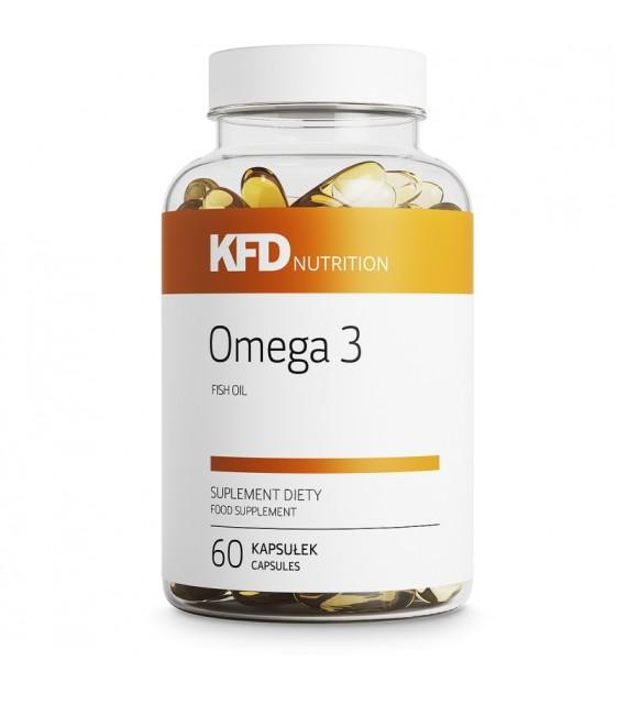 Omega-3,90 гел.капс KFD Nutrition