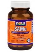 SAMe S-аденозил-L-метионин 200 mg, 30 табл