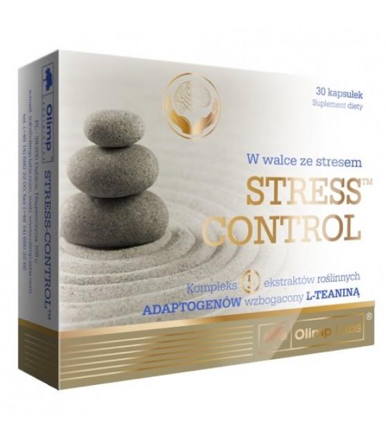 Stress Control, Стресс Контроль 30 капс.