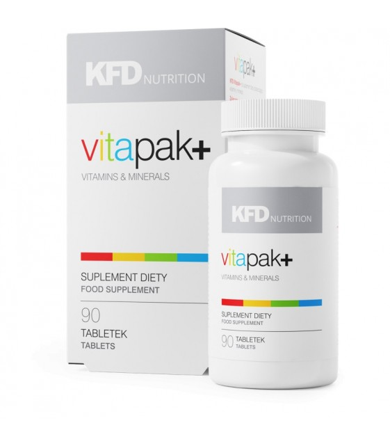 VitaPak+ Витапак+ 90 таб KFD