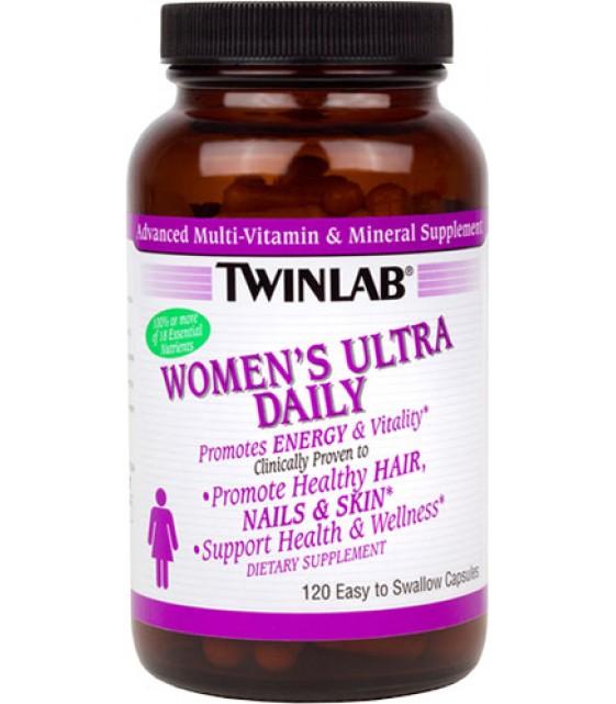 Women's Ultra Daily Вуменэнс Ультра Дейли, 120 кап