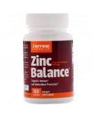 Zinc Balance Цинк Баланс, 100 veg. caps Jarrow Formulas